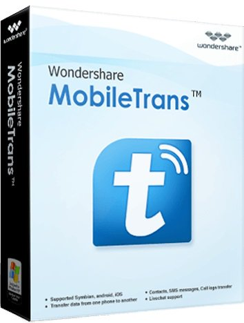 Wondershare MobileTrans 7.9.7.563
