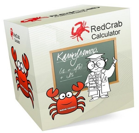 Portable RedCrab Calculator 5.6.1 Full