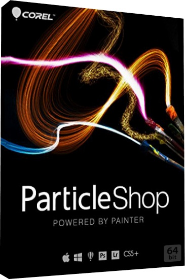 Corel ParticleShop.1.3.0.570 Plugin + Brush Packs