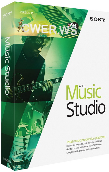 MAGIX ACID Music Studio 10.0 Build.152 Multilingual