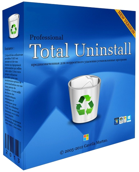 Portable Total Uninstall Pro 6.17.0