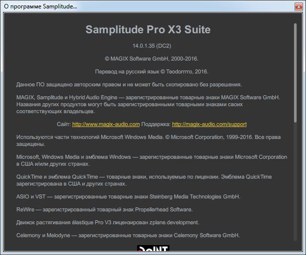 Magix samplitude music studio 1700 top software for creating and