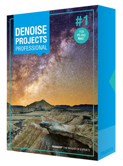 Franzis DENOISE Projects Professional 1.21.02653 + Rus