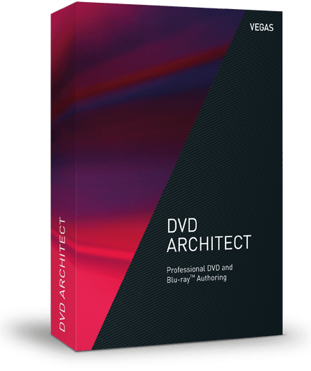 MAGIX Vegas DVD Architect