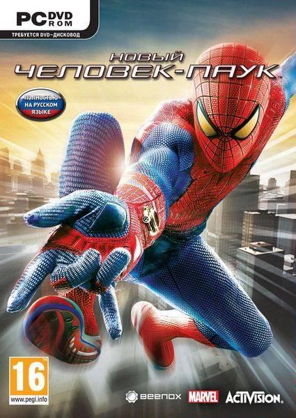 скачать игру новый человек паук 4 через торрент бесплатно на компьютер - фото 9