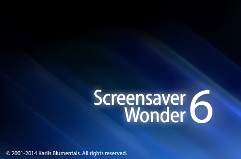 Blumentals Screensaver Wonder 6.9.0.65