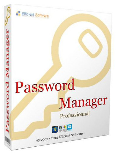 Efficient Password Manager Pro