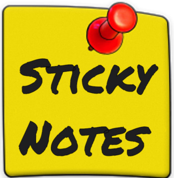 Efficient Sticky Notes Pro