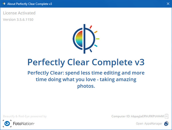 Athentech Perfectly Clear Workbench / Essentials / Complete 3.5.6.1150