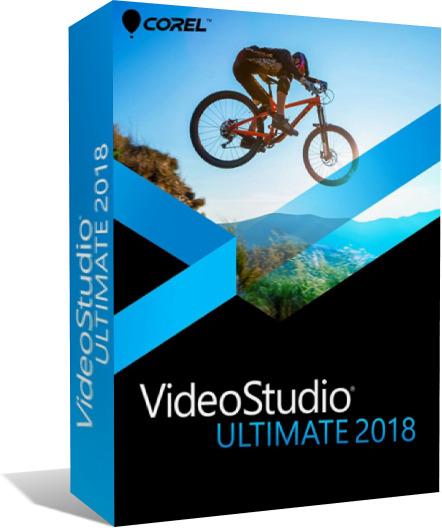Corel VideoStudio Ultimate 2018