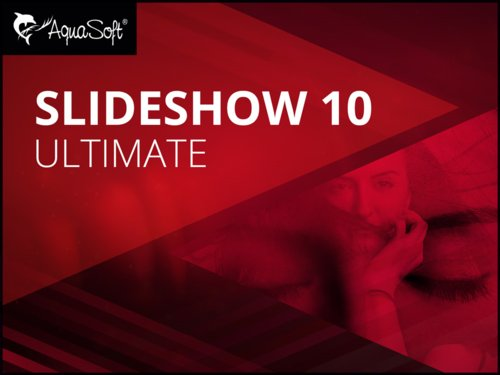 AquaSoft SlideShow Ultimate 10.3.01