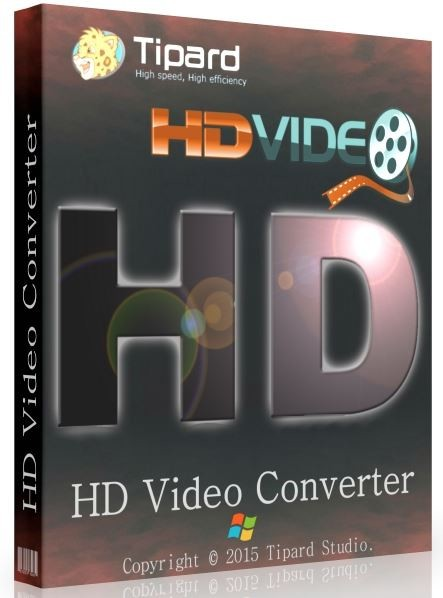 Tipard HD Video Converter 7.3.6 + Portable