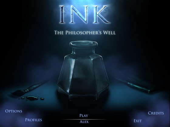 скриншот игры Ink: The Philosopher's Well