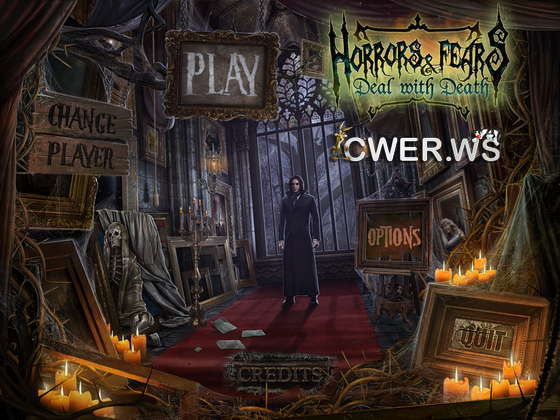 скриншот игры Horrors and Fears: Deal with Death