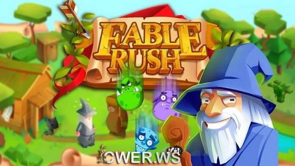 скриншот игры Fable Rush