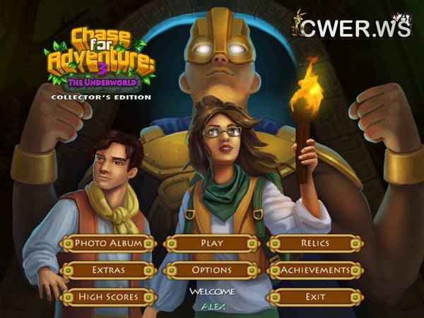 скриншот игры Chase for Adventure 3: The Underworld Collector's Edition