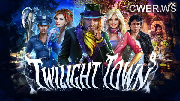 скриншот игры Twilight Town