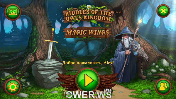 скриншот игры Riddles of the Owls Kingdom 2: Magic Wings
