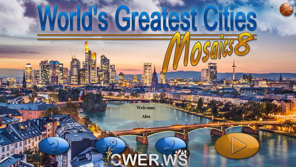 скриншот игры World's Greatest Cities Mosaics 8