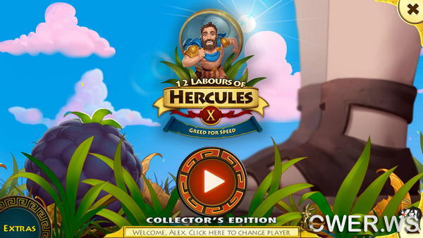 скриншот игры 12 Labours of Hercules X: Greed for Speed Collector's Edition