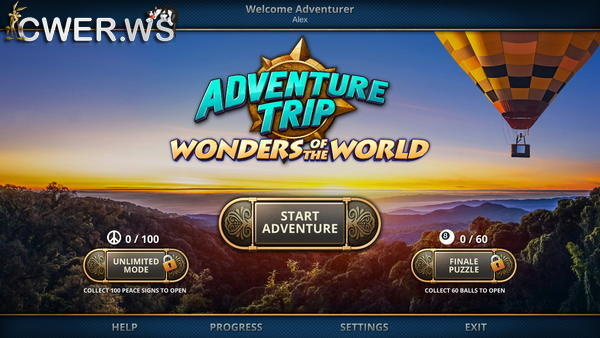 скриншот игры Adventure Trip 2: Wonders of the World