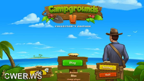 скриншот игры Campgrounds V Collector's Edition