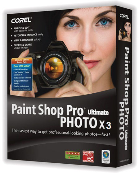 Corel Paint Shop