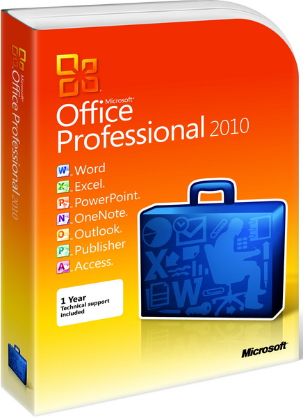 Microsoft Office 0010 Professional Plus