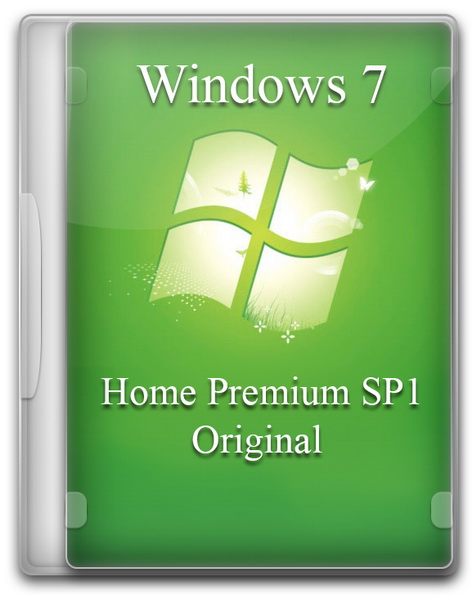 Windows 7 Home Premium SP1 Original