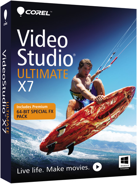 Corel VideoStudio Ultimate X7
