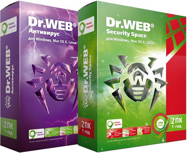 Dr.Web Security Space & Anti-Virus
