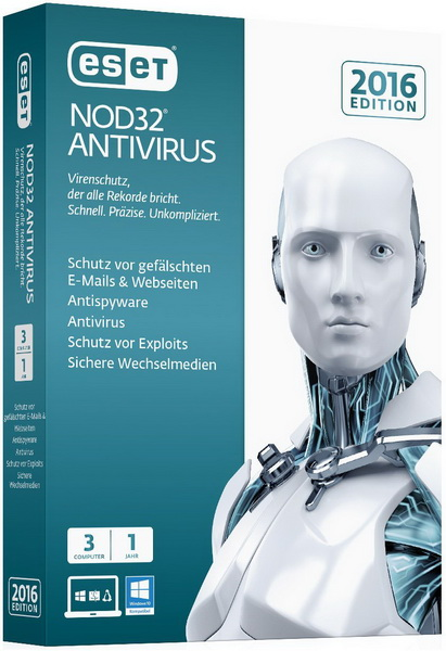 ESET NOD32 Antivirus 10.0.369.1 Final