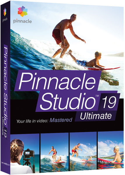 Pinnacle Studio Ultimate.v19 Content Packs x64