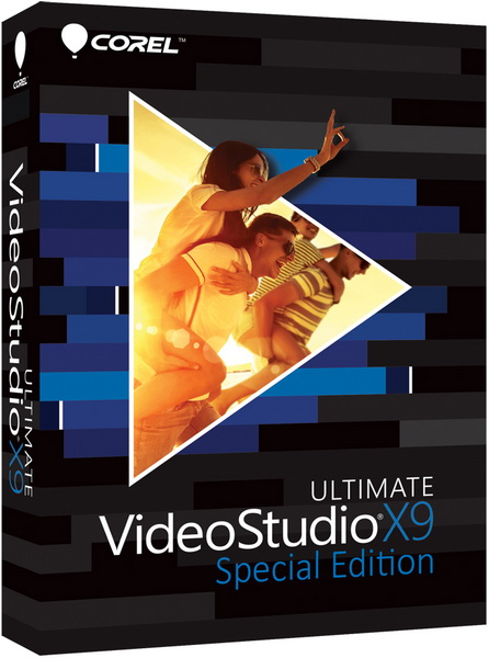 Corel VideoStudio Ultimate.X9 19.5.0.35 Special