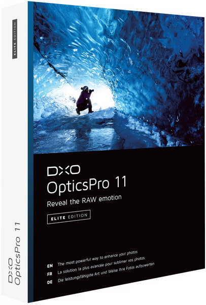 DxO OpticsPro 11.3.0 Build.11759 Elite Edition Portable