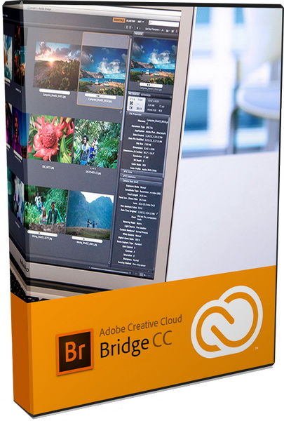 Adobe Bridge CC 2015.6.3.1.16 by m0nkrus