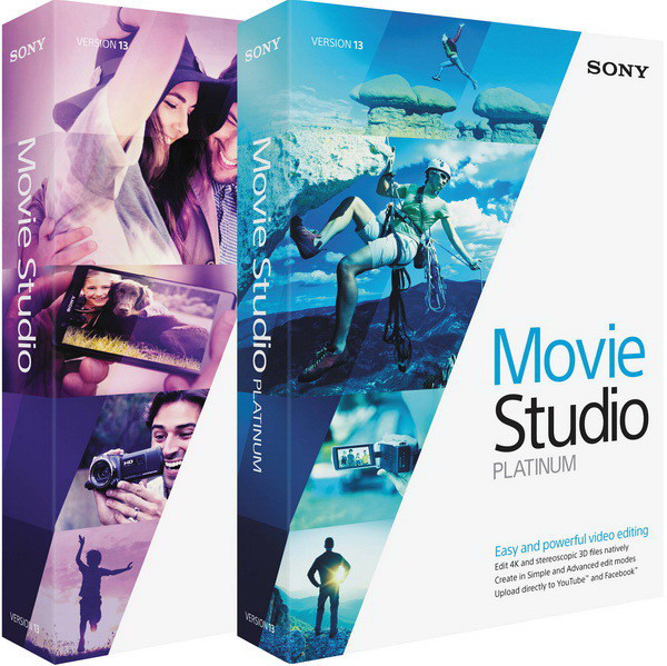 MAGIX Movie Studio / Studio Platinum