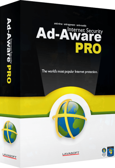 Ad-Aware Pro Security 11