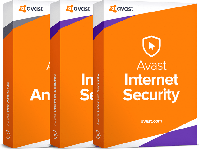 Avast! 2017 Pro Antivirus Internet Security Premier 17 1 3394 0