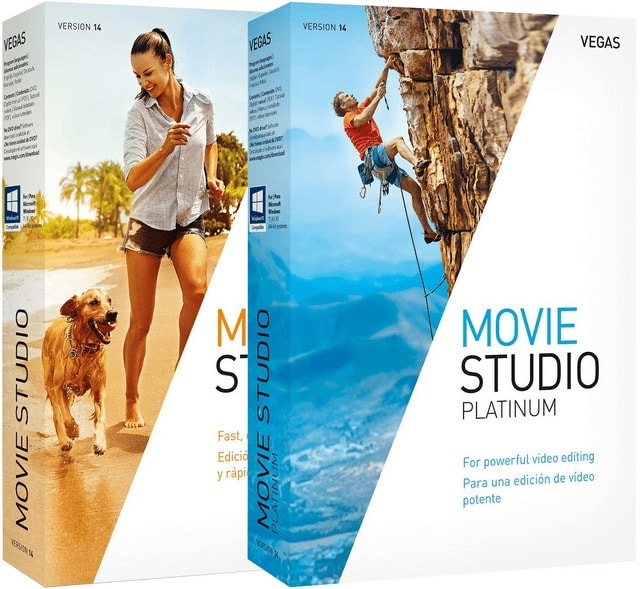 MAGIX VEGAS Movie Studio 04