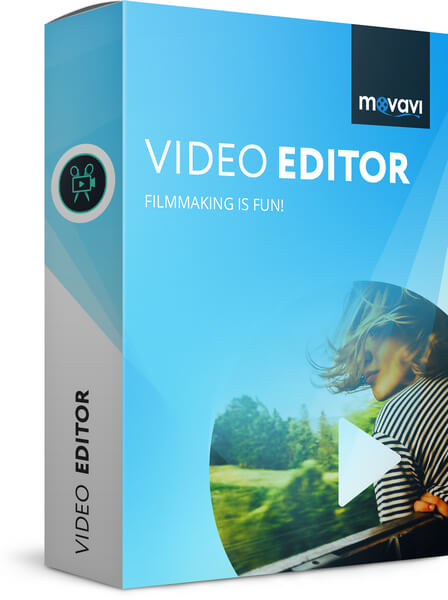Movavi Video Editor 14.1.1 Plus