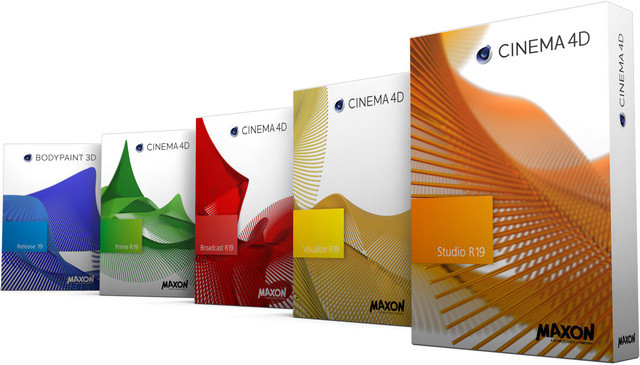 Maxon CINEMA 4D Studio 4D
