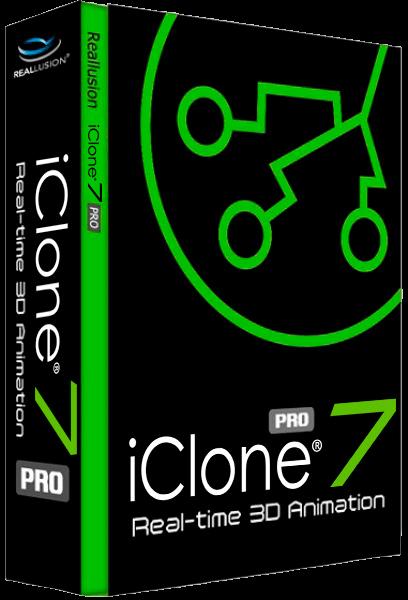 Reallusion iClone Pro 7