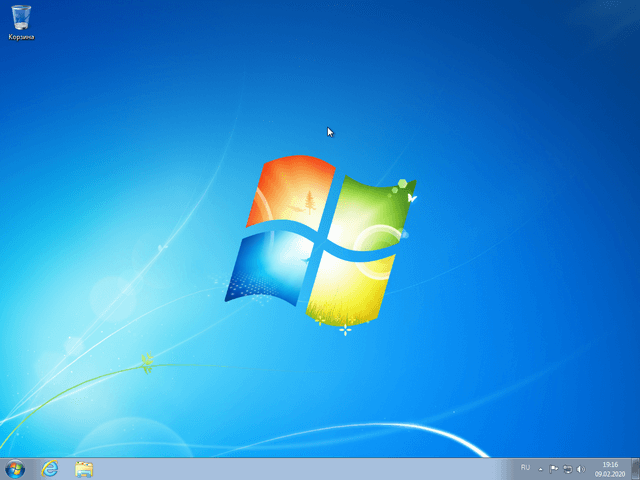 Windows 7 SP1 Lite