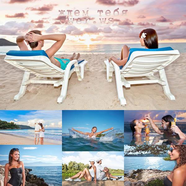 Картинки природа пляж море и многое другое