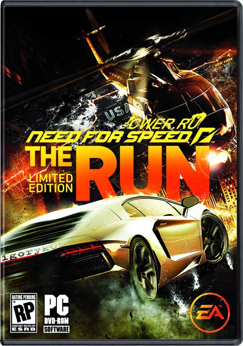 Need for Speed: The Run. Limited Edition