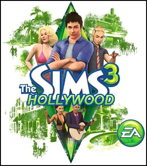 The Sims 3: Hollywood (2010/Repack)