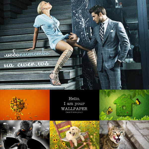 New Mixed HD Wallpapers Pack 127