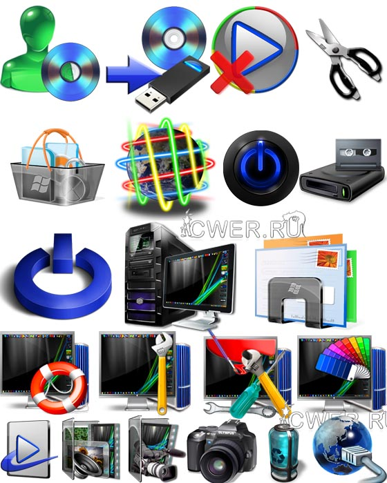Windows 8 Icons Pack