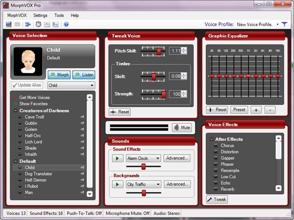 Программа Для Изменения Голоса Morphvox Pro Скачать - фото 7